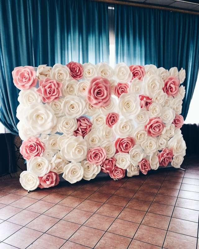 розы для фотозоны своими руками как сделать сделать фото