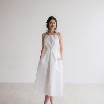 Платье - модель Леда