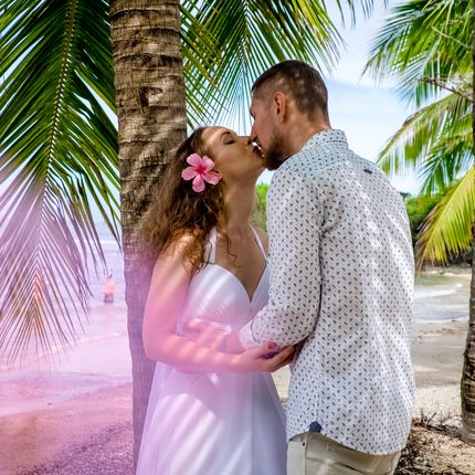 Фотосъёмка Lovestory в Доминикане