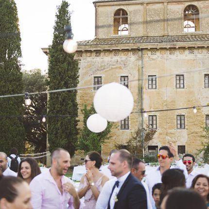 Аренда виллы для проведения свадьбы в Тоскане