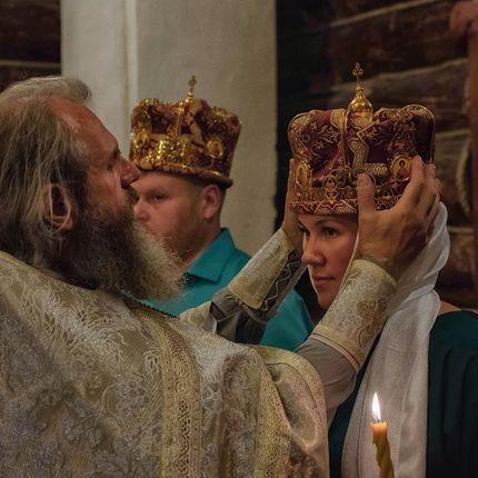 Фотосъёмка венчания и крещения + фотокнига