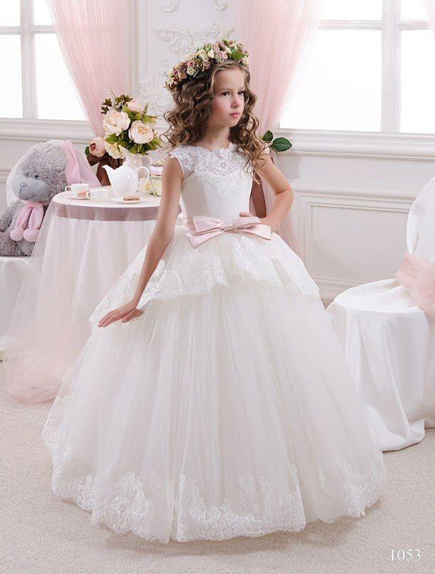 5006efc3b9a Детские нарядные платья под заказ - пошив