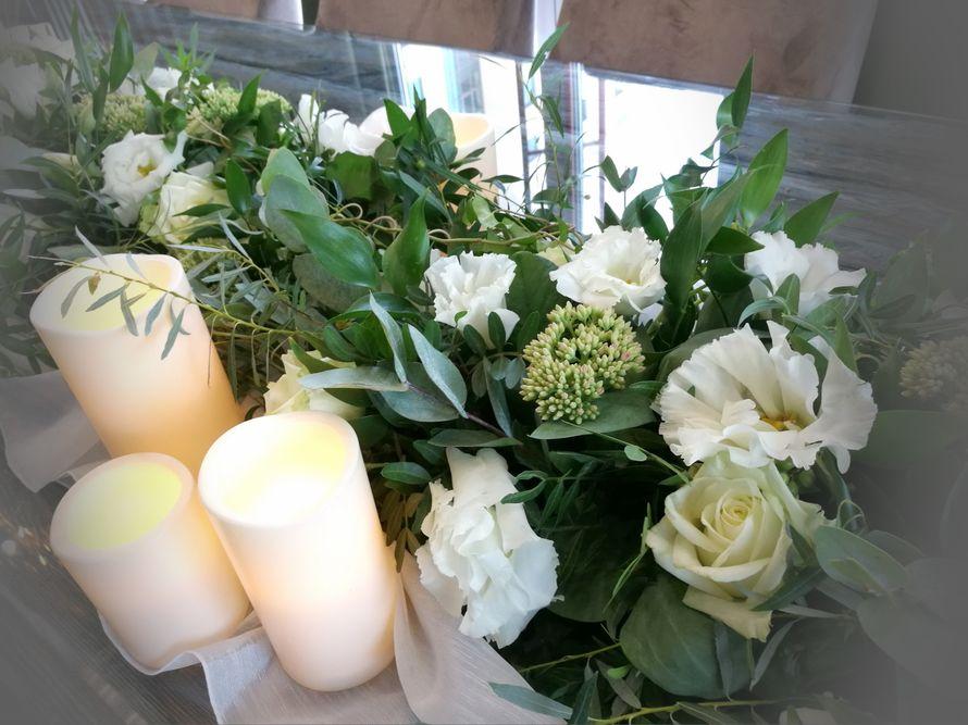 """Фото 19934645 в коллекции Флористическое оформление свадеб - Бюро флористики и декора """"Лист"""""""