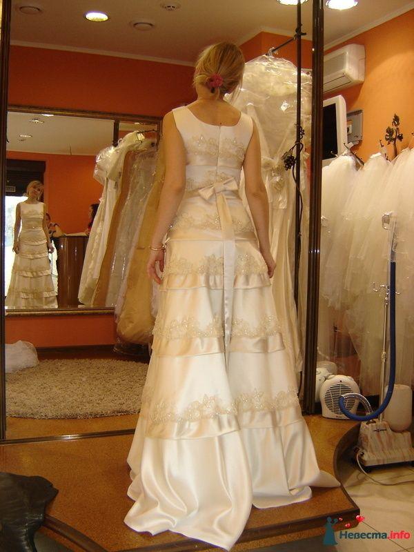 платье 6 - фото 82679 Каберне