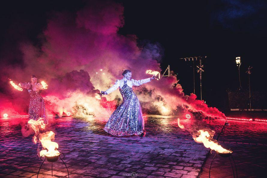 Огненное шоу Aурум
