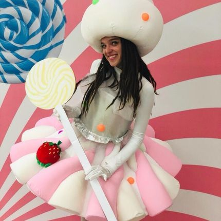 Candy или Зефирка