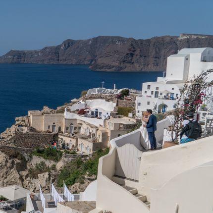 Организация венчания и бракосочетания в Греции