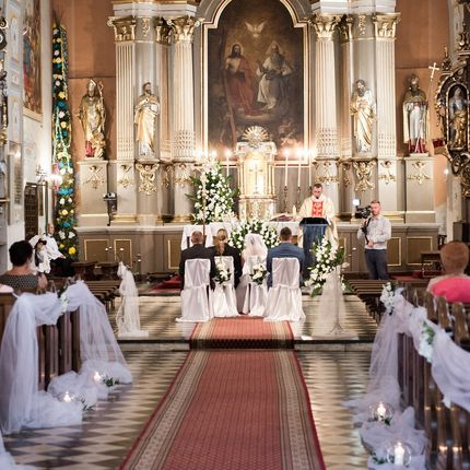 Организация венчания во Франции