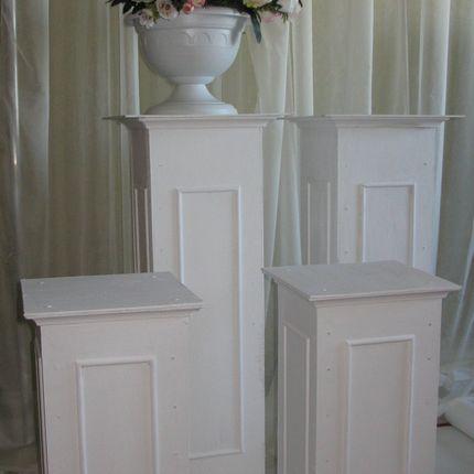 Аренда декора:колонны