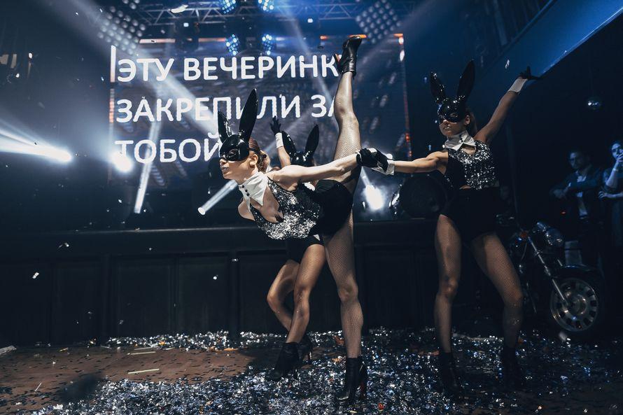 Танцевальный номер Зайцы
