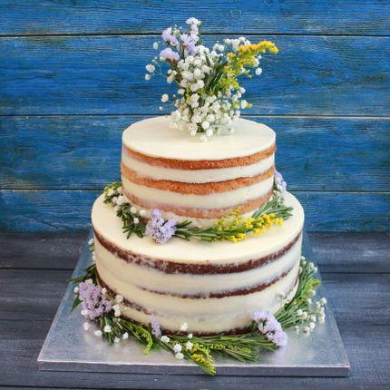 """Торт """"Свадебный"""", 1 кг."""