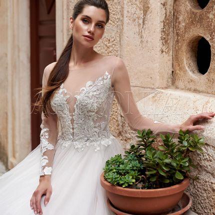 Платье Mensa - открытое кружевное