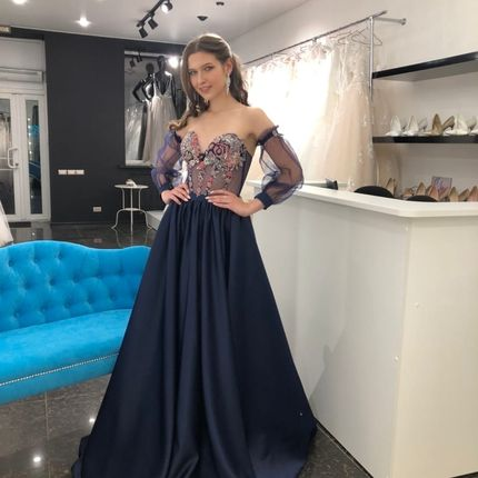 Вечернее платье MG 1