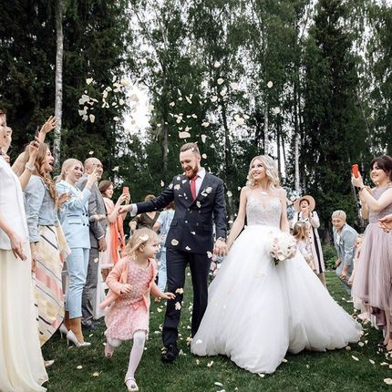 Координация свадебного дня - два координатора