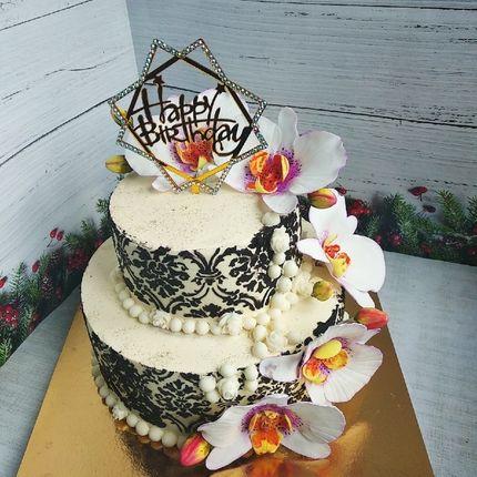 Кремовый торт, 1 кг