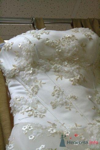 Фото 57342 в коллекции Свадьба: примерка платья