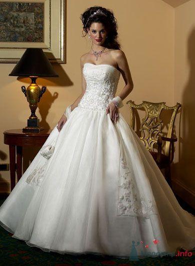 Фото 75252 в коллекции платья - Невеста01