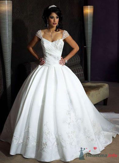 Фото 75254 в коллекции платья - Невеста01
