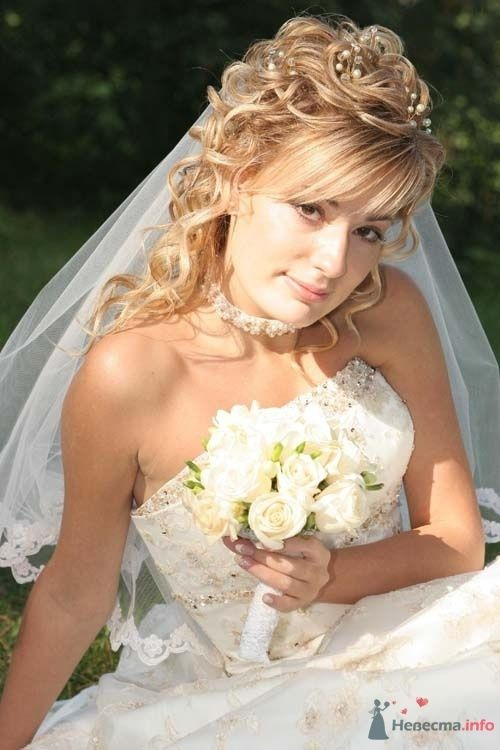 Фото 75260 в коллекции прически - Невеста01