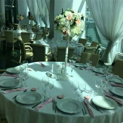 Композиция на стол гостей в аренду