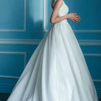 свадебное платье-модель 13498