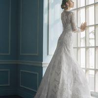свадебное платье-модель 13500