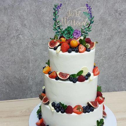 Свадебные и юбилейные торты, 1 кг