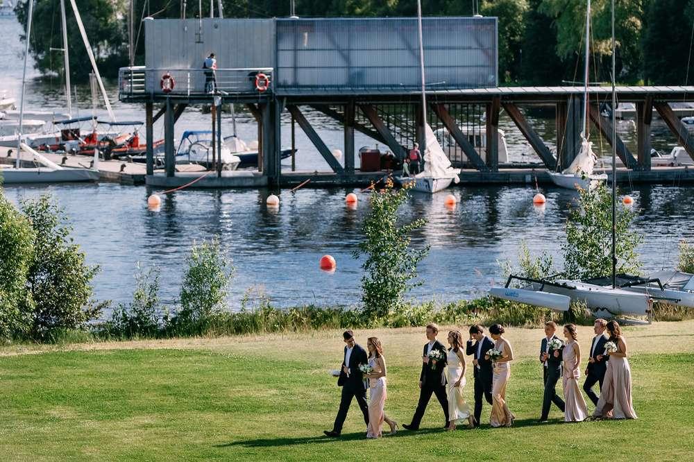 Фото 18914376 в коллекции Свадьбы у воды - Festum - свадебное агентство