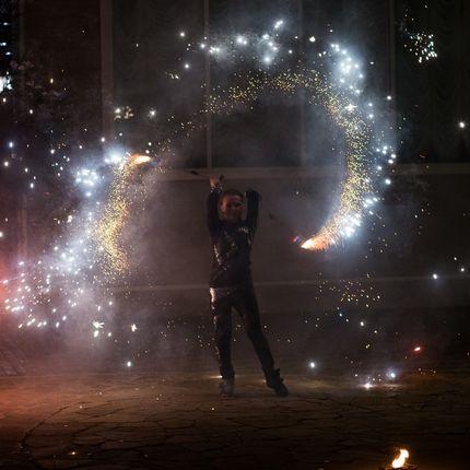 Огненное шоу - программа Соло