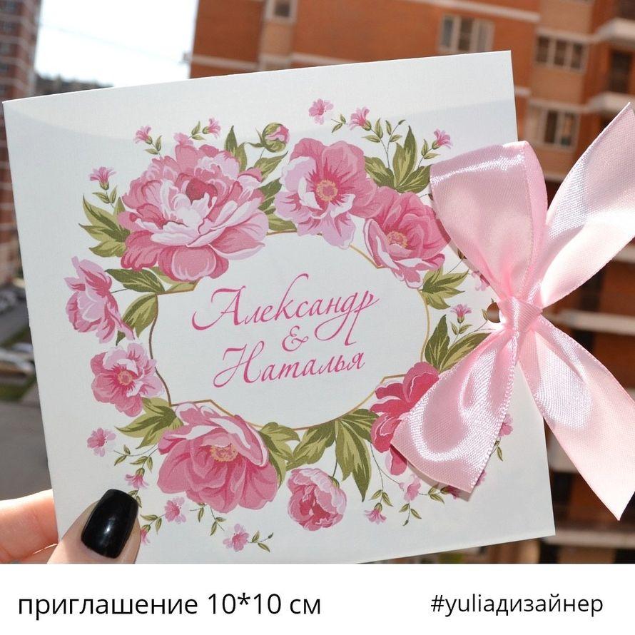 Фото 18923390 в коллекции Бонбоньерки - Wedding printing - свадебная полиграфия