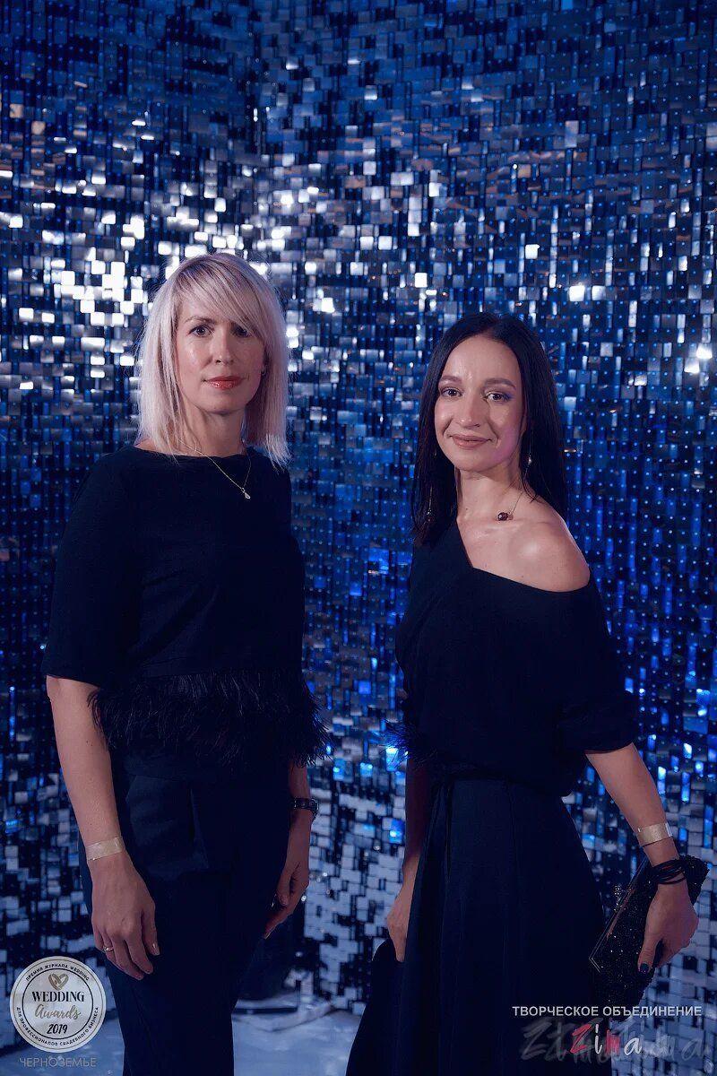 Руководители агентства -  Наталия и Валентина - фото 19195532 Свадебное агентство Amare la Vita