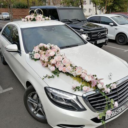 Mercedes w222 в аренду