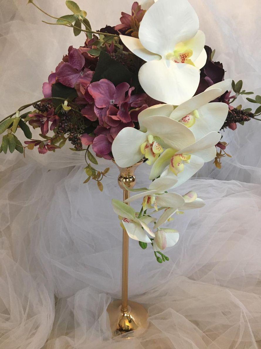 Фото 20045001 в коллекции Аренда свадебного декора - Art flowers - свадебное агентство