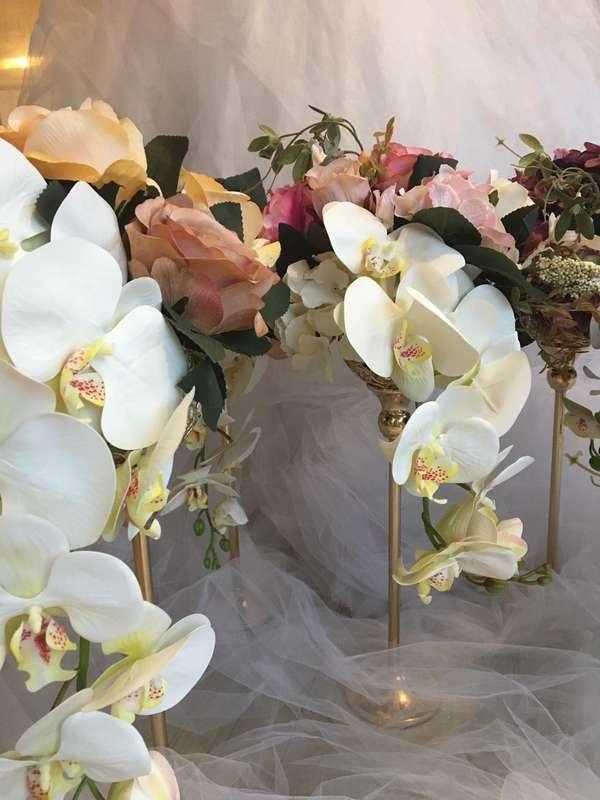 Фото 20045003 в коллекции Аренда свадебного декора - Art flowers - свадебное агентство
