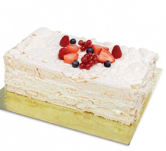 Меренговый торт, 1 кг