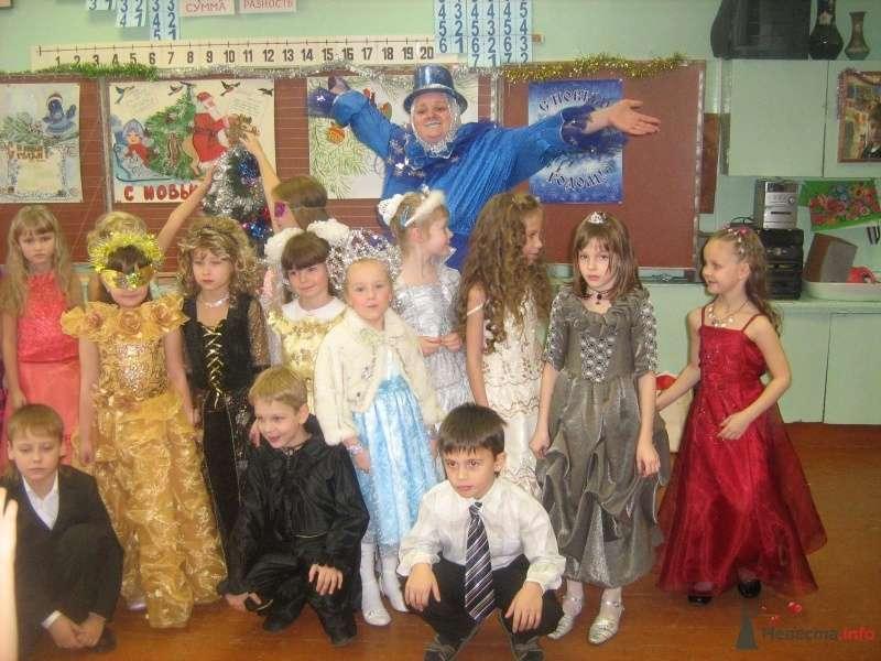 Веселю детей в школе! - фото 57955 Мирослава