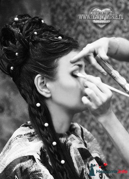 Фото 115750 в коллекции Я за работой - Свадебный стилист-визажист Севостьянова Наталья