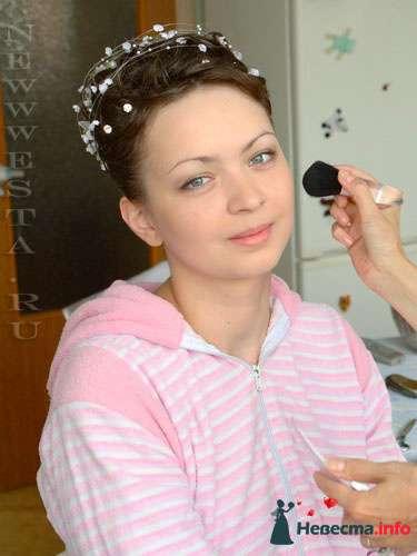 Фото 115754 в коллекции Я за работой - Свадебный стилист-визажист Севостьянова Наталья