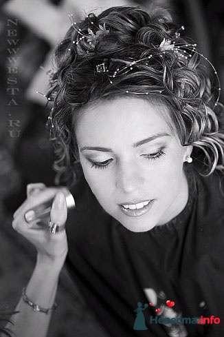 Фото 115763 в коллекции Я за работой - Свадебный стилист-визажист Севостьянова Наталья