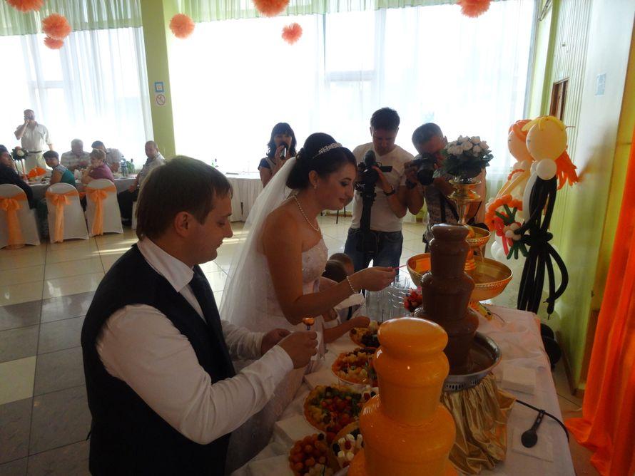 """Фото 15086428 в коллекции Свадьбы с нашими шоколадными фонтанами. - Кондитеры """"Шоколадная радуга"""""""