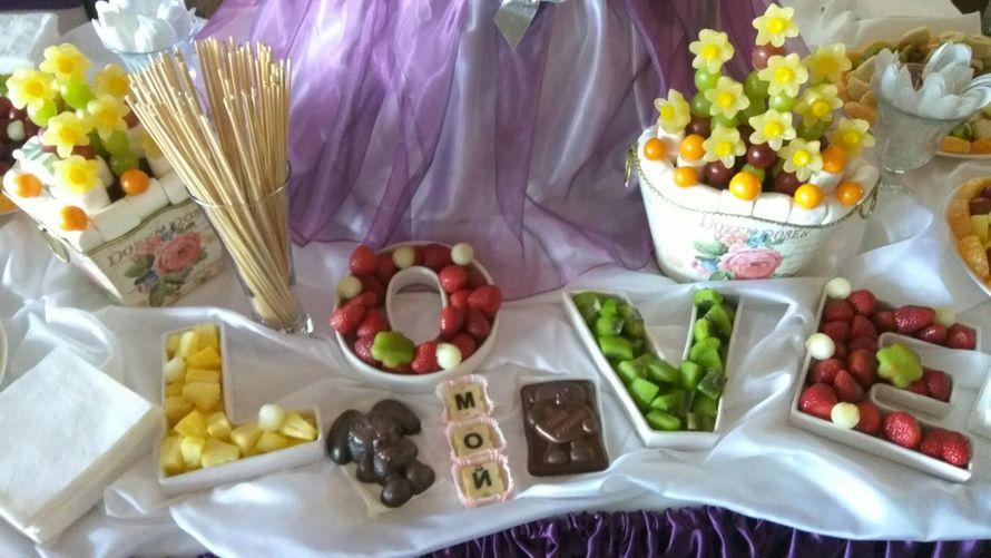 """Фото 15268684 в коллекции Свадьбы с нашими шоколадными фонтанами. - Кондитеры """"Шоколадная радуга"""""""