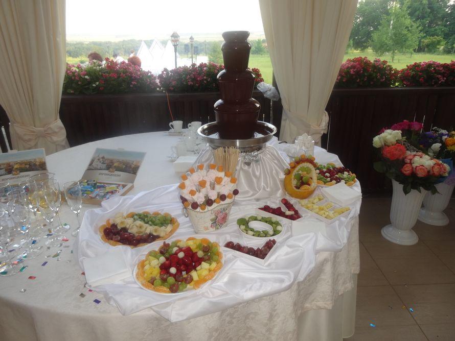 """Фото 15268694 в коллекции Свадьбы с нашими шоколадными фонтанами. - Кондитеры """"Шоколадная радуга"""""""