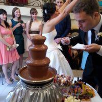Шоколадный фонтан на 3 кг шоколада