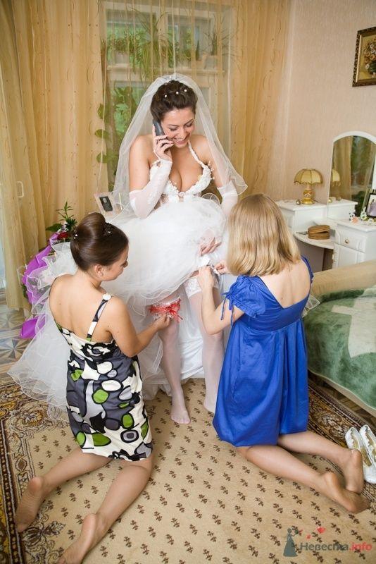 Сборы невесты)) - фото 58517 Санек и Аленка
