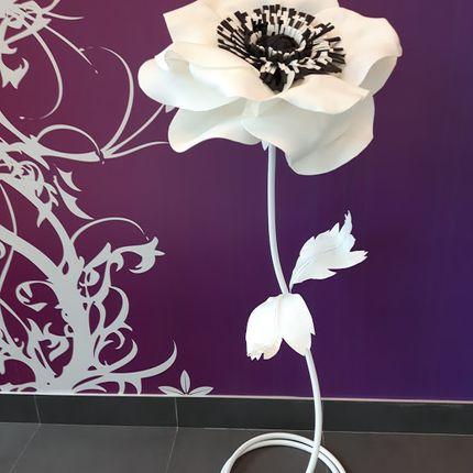 Ростовой цветок Анемона из изолона