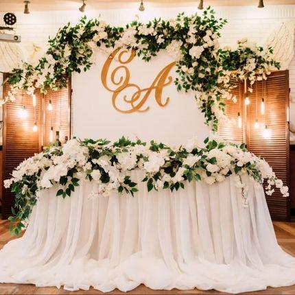 Декоративное оформление свадьбы