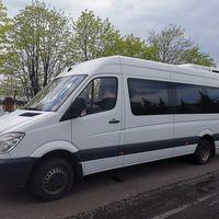 Микроавтобус Мерседес Спринтер в аренду