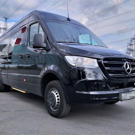 Микроавтобус Мерседес Спринтер Люкс VIP класса