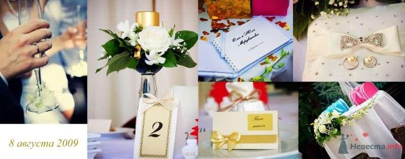 Фото 59716 в коллекции Мои свадебные аксессуары ручной работы - Юлия - свадебный распорядитель