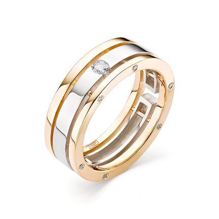 Обручальное кольцо 109